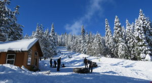 If You Live In Oregon, You'll Want To Visit This Amazing Park This Winter