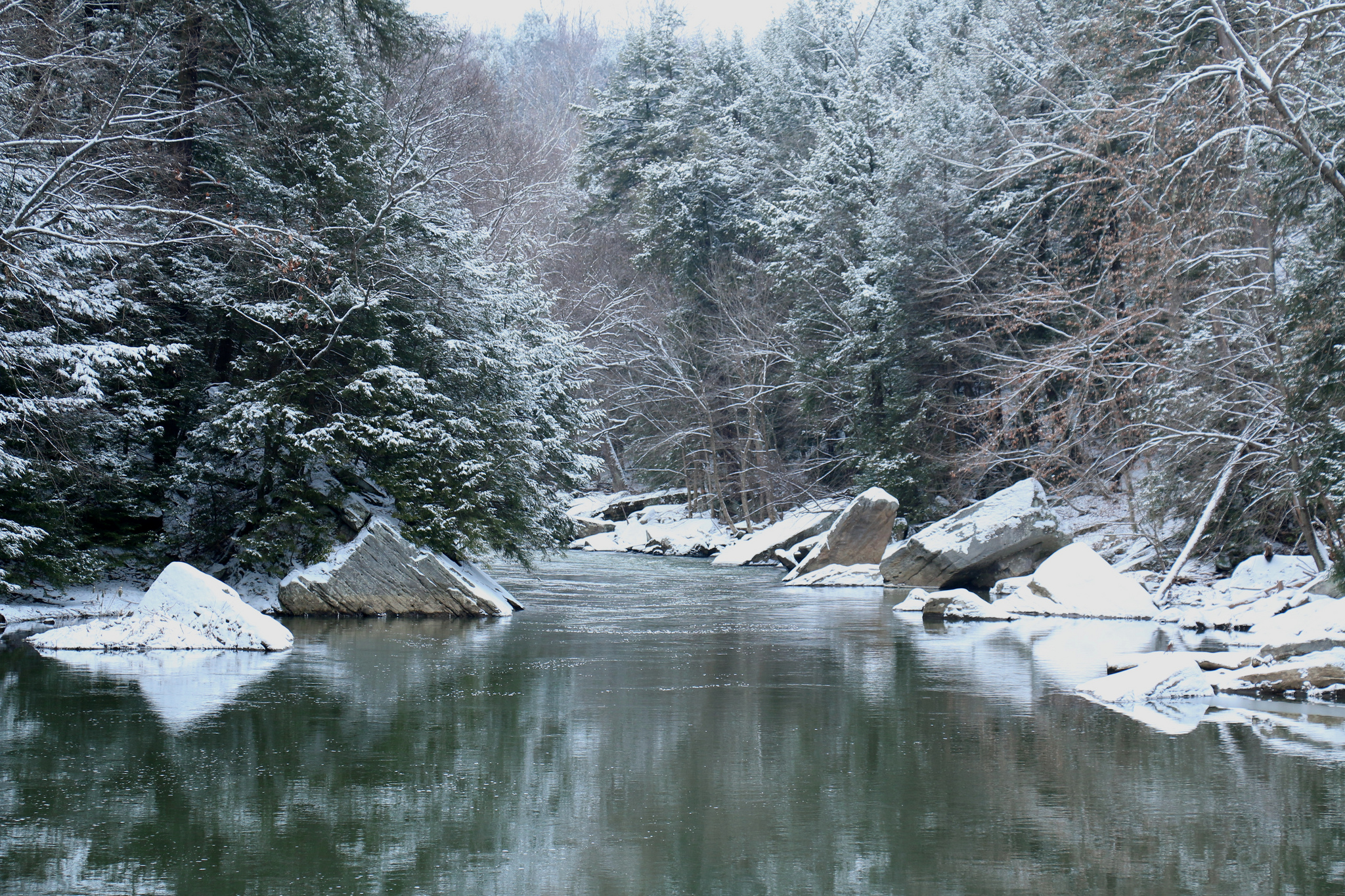 10 Places In Pennsylvania That Are Beautiful In The Winter