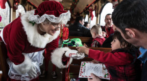 The North Pole Train Ride In Dallas – Fort Worth That Will Take You On An Unforgettable Adventure