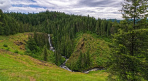 This Simple Hike Leads You To One Of The Tallest And Most Spellbinding Waterfalls In Idaho