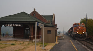 This Charming Idaho Town Is A Train Enthusiast's Paradise