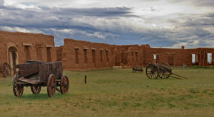 5 Old West Forts That Will Transport You Through New Mexico's Past