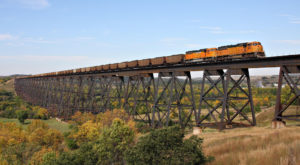 Take A Journey Through This One-Of-A-Kind Bridge Park In North Dakota