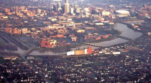 These 8 Aerial Views Of Indianapolis Will Leave You Mesmerized