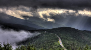 10 Roads With The Best Windshield Views In All Of North Carolina