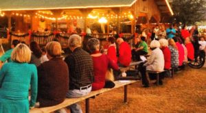 The Christmas Village In Mississippi That Becomes Even More Magical Year After Year
