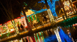 The Christmas Village In Louisiana That Becomes Even More Magical Year After Year