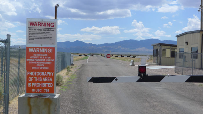 a research on the mysterious area 51