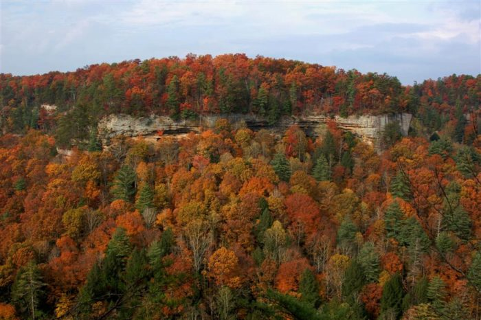 11 Most Beautiful Places In Kentucky