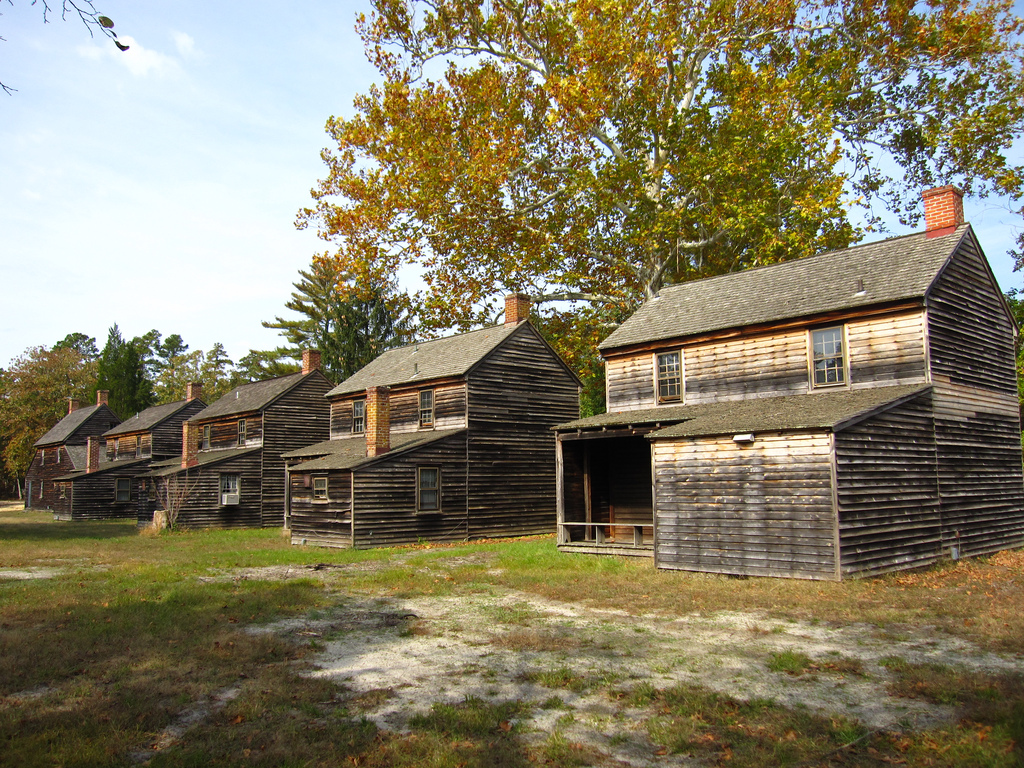 The fascinating history of the batsto village ghost town for Wharton state forest cabins