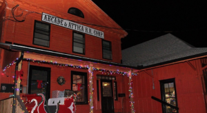 The North Pole Train Ride Near Buffalo That Will Take You On An Unforgettable Adventure