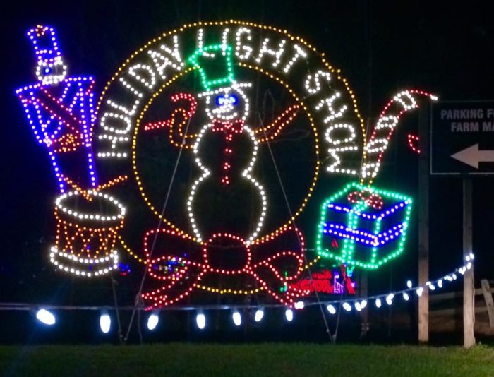 Christmas Lights In Pa