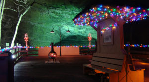 Most People Don't Know Virginia Has A Christmas Cave And It's Truly Unique