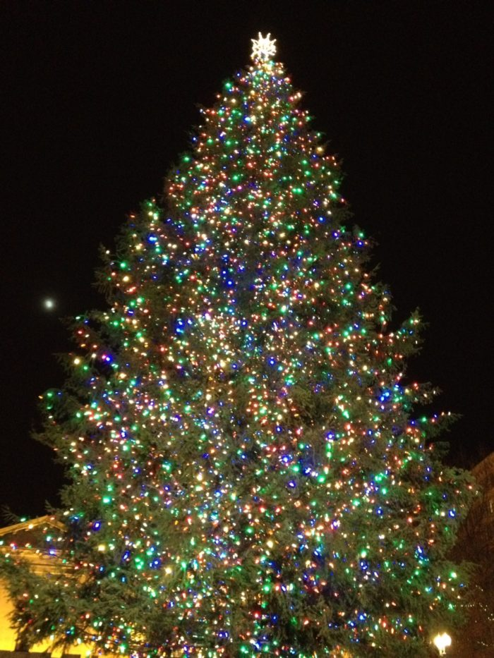 This community event in its 33rd year takes place in Pioneer Courthouse Square. & The Epic Portland Tree Lighting Ceremony That Will Dazzle And ... azcodes.com
