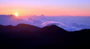 This Epic Sunrise Spot In Hawaii Is So Popular You'll Need A Reservation