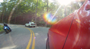 This Ultra Narrow Road In North Carolina Will Both Thrill And Terrify You