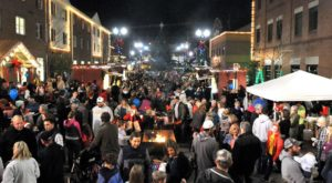 The Enchanting Holiday Event Near Pittsburgh That Will Make You Yearn For Christmases Past