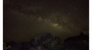 The International Dark Sky Park In Texas That's Absolutely Gleaming With Stars