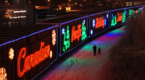 A Magical Holiday Train Is Coming Through North Dakota And You Don't Want To Miss It