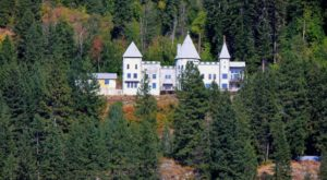 The Hidden Castle In Idaho That Almost No One Knows About