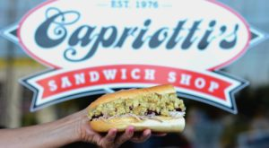 There's A Reason There's Always A Line At This Amazing Sandwich Shop In Nashville