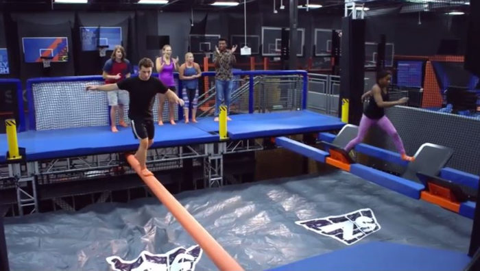 skyzone   epic indoor playground  west virginia