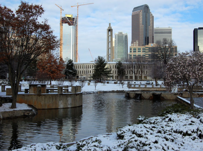 Blizzard Of 2004 In Charlotte Will Never Be Forgotten