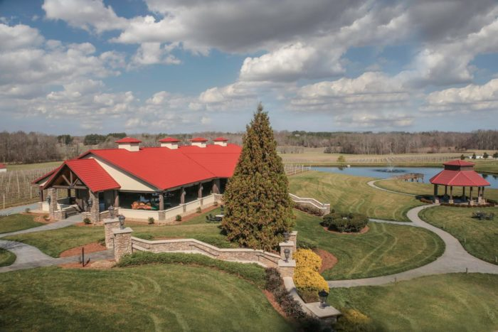 Childress Vineyards Is Best Winery Near Charlotte For A