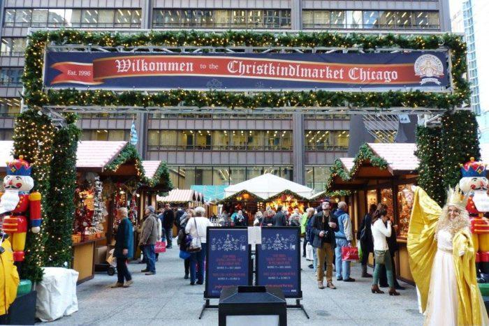 Christkindlmarket Is Best German Holiday Market In Chicago
