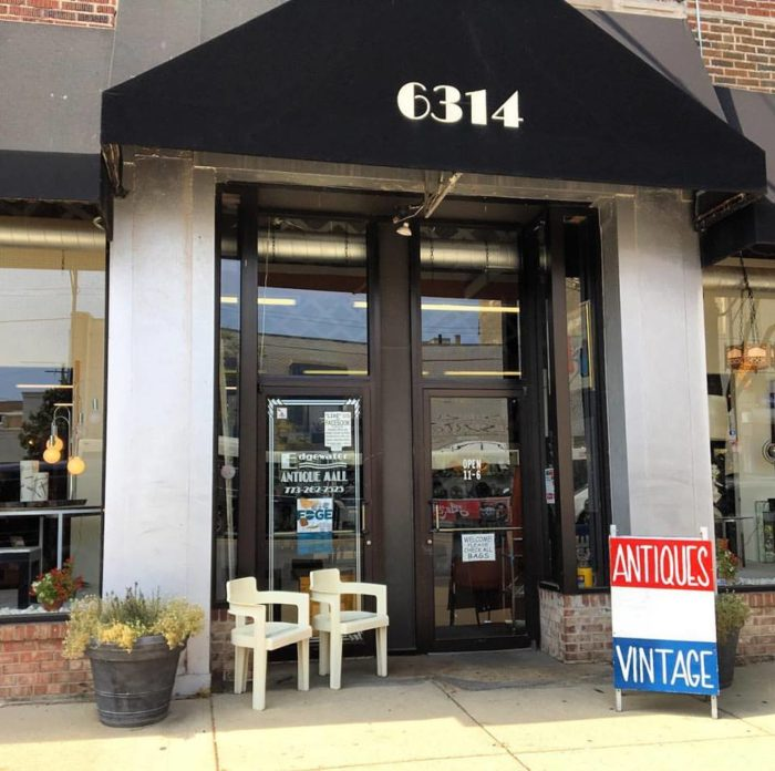 Old Mill Antique Mall Home: 9 Best Places To Find Antiques In Chicago