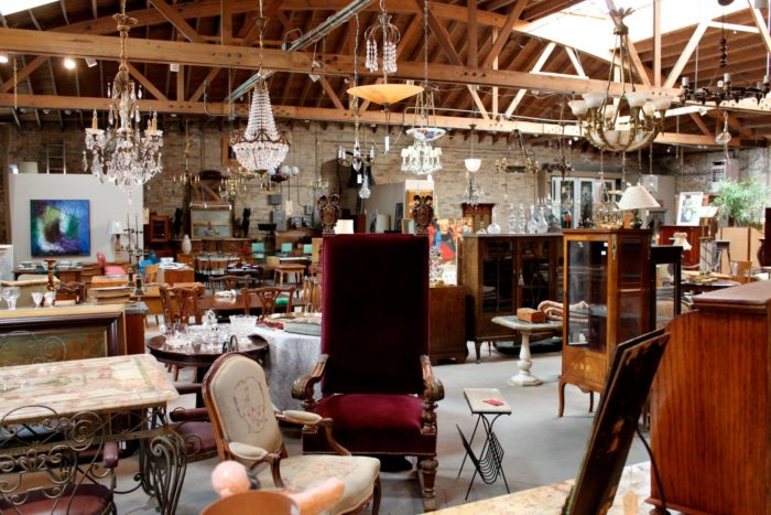 9 Best Places To Find Antiques In Chicago