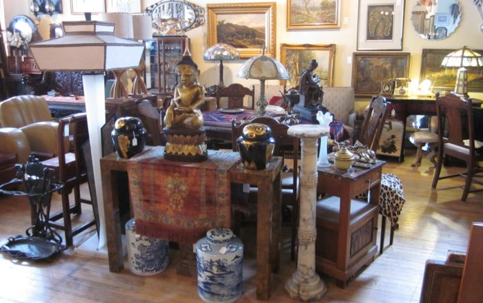 Facebook/The Lazy Dog Antique Store