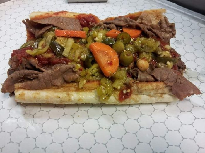 Tony S Hot Dogs Menu
