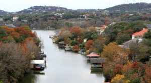 7 Short And Sweet Fall Hikes In Austin With A Spectacular End View