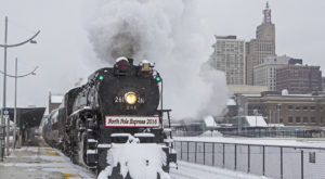 The North Pole Train Ride In Minnesota That Will Take You On An Unforgettable Adventure