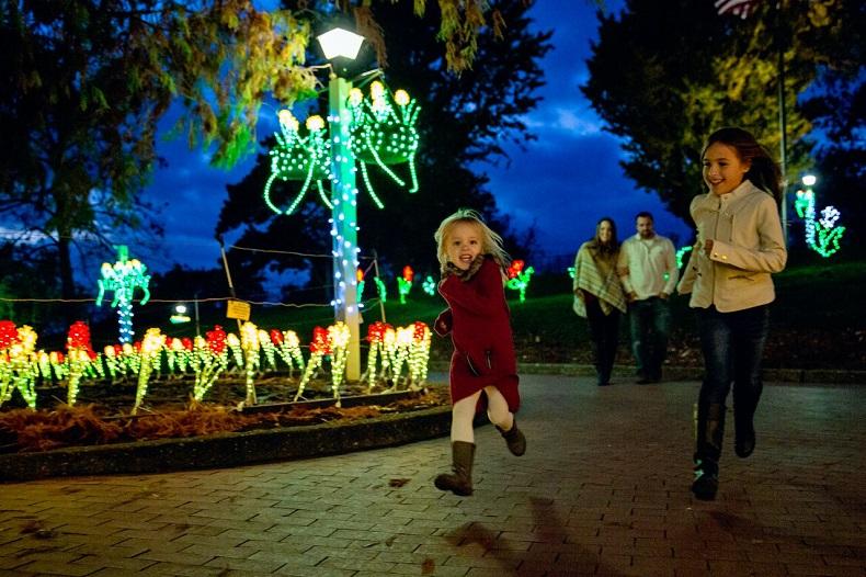 Oglebay Resort In West Virginia Has An Enchanting Glowing