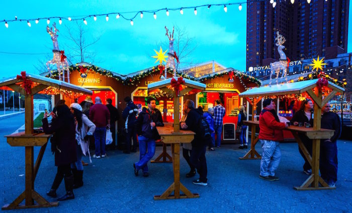 Maryland Has Its Very Own German Christmas Market And You