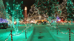 The Winter Walk In Wisconsin That Will Positively Enchant You