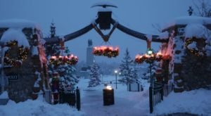 Visit This Village In Utah For The Most Old Fashioned Christmas