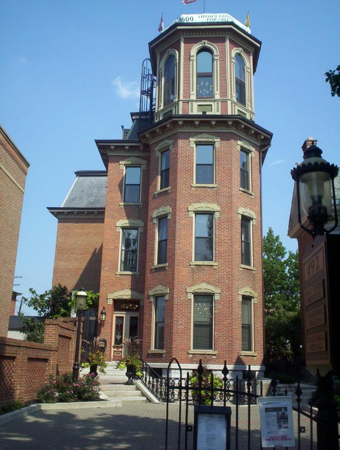 Victorian Village Columbus Apartments
