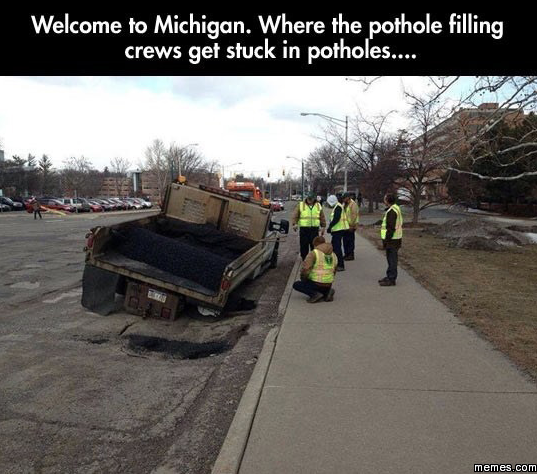 The Worst Out Of State Drivers In Your State: Here Are 12 Of The Most Hilarious Memes About Michigan