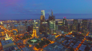 Someone Flew A Drone High Above Philadelphia And Captured The Most Breathtaking Footage