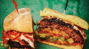 Everyone Goes Nuts For The Hamburgers At This Nostalgic Eatery In Alaska