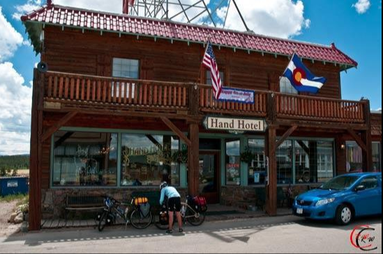The Town Of Fairplay Is Historic Hand Hotel Bed Breakfast Which Offers Genuine Western Hospitality High In Heart Colorado Mountains