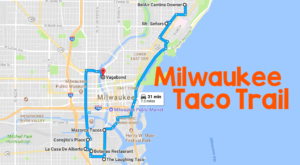 Your Tastebuds Will Go Crazy For This Amazing Taco Trail Through Milwaukee