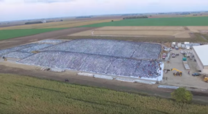 A Drone Flew Over Rural Fields In South Dakota And Captured Mesmerizing Footage