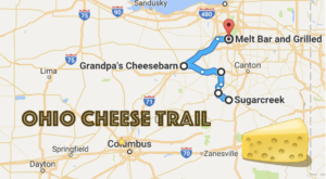 Take This Cheese Trail Through Ohio For The Most Delicious Day Trip Ever