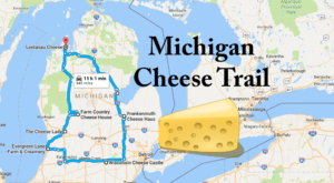 Take This Cheese Trail Through Michigan For The Most Delicious Weekend Trip Ever