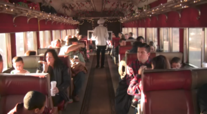 The North Pole Train Ride In New York That Will Take You On An Unforgettable Adventure