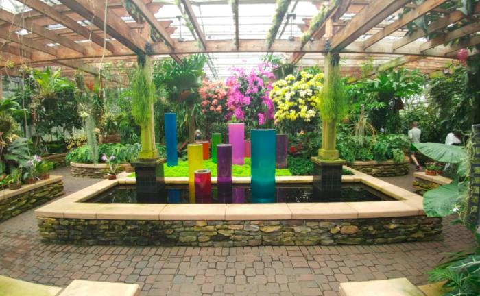 Indoor Gardens Columbus Ohio Here are the 6 most beautiful indoor gardens youll ever see in georgia 2 fuqua orchid center 1345 piedmont ave ne atlanta ga 30309 3366 workwithnaturefo